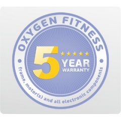 Беговая дорожка Oxygen New Classic Aurum TFT фото 19 от FitnessLook