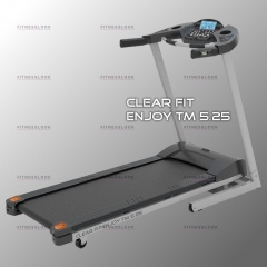 Складная беговая дорожка Clear Fit Enjoy TM 5.25