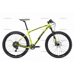 Горный велосипед Giant XtC Advanced SL 27.5 1