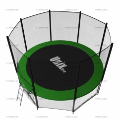 Батут Unix 8FT Outside (Green)