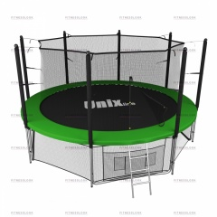 Батут Unix 10FT Inside (Green)