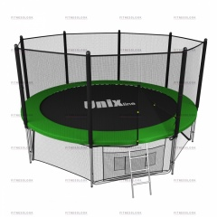 Батут Unix 10FT Outside (Green)