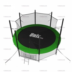 Батут Unix 14FT  Inside (Green)