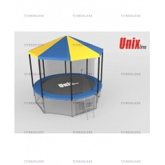Крыша для батута Unix 8FT inside (blue)