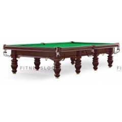 Бильярдный стол Weekend Billiard Dynamic Prince - 12 футов (махагон)