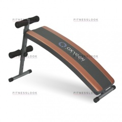 Скамья для пресса Oxygen Arc Sit Up Board в СПб по цене 6190 ₽