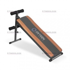 Скамья для пресса Oxygen Flat Sit Up Board в СПб по цене 5890 ₽