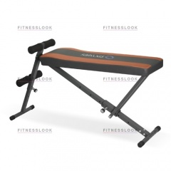 Скамья для пресса Oxygen Regulated Sit Up Board в СПб по цене 7190 ₽
