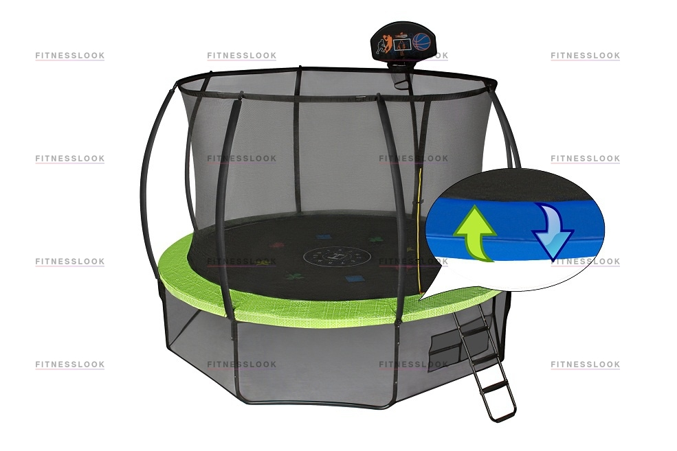 Hasttings Air Game Basketball 12FT (3,66 м) из каталога батутов в Санкт-Петербурге по цене 52550 ₽